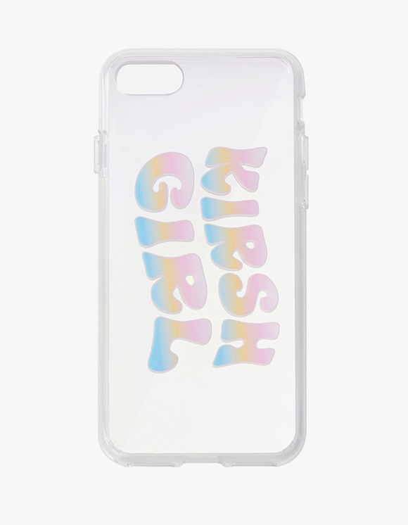 KIRSH Gradation KIRSH Girl Mirror iPhone Case JS - Clear | HEIGHTS. | 하이츠 온라인 스토어