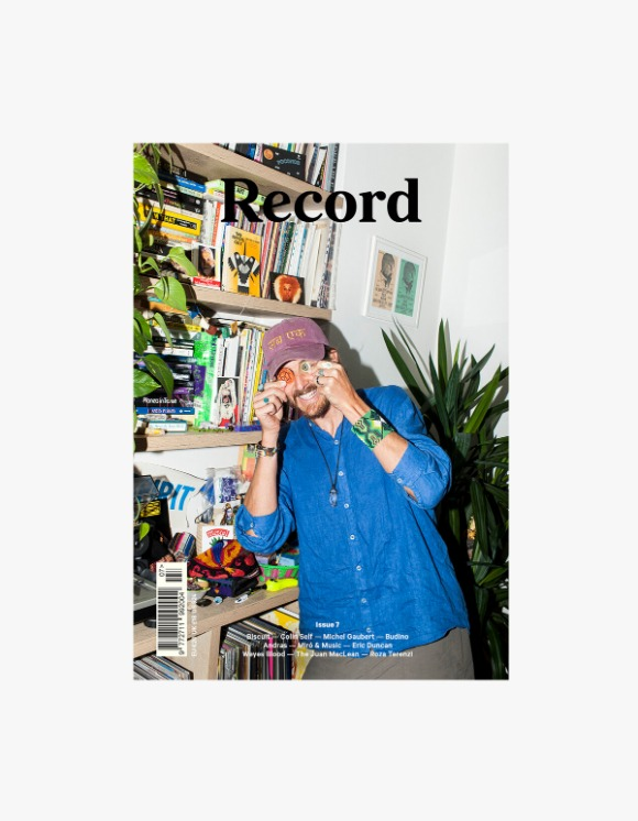 Record Magazine Record Culture Magazine - Issue 07 | HEIGHTS. | 하이츠 온라인 스토어