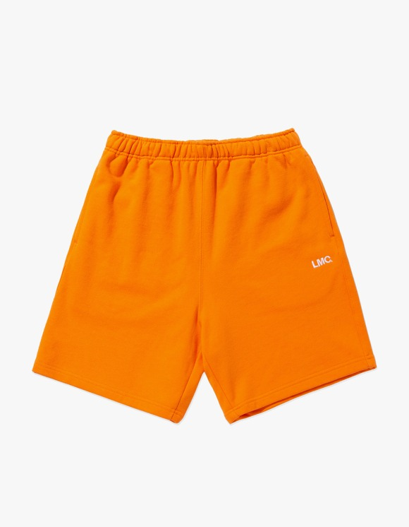 LMC LMC OG SWEAT SHORTS orange | HEIGHTS. | 하이츠 온라인 스토어