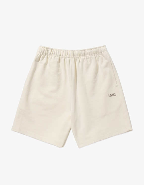 LMC LMC OG SWEAT SHORTS cream | HEIGHTS. | 하이츠 온라인 스토어