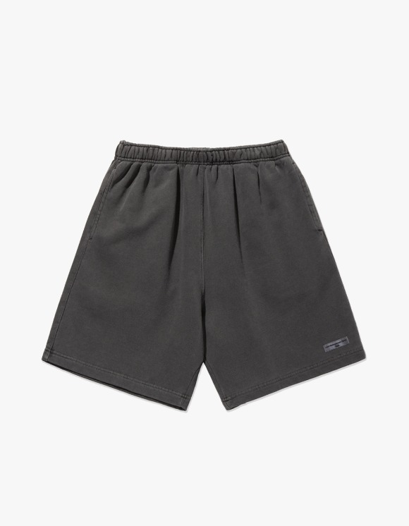 LMC LMC OVERDYED ARCH FN SWEAT SHORTS black | HEIGHTS. | 하이츠 온라인 스토어