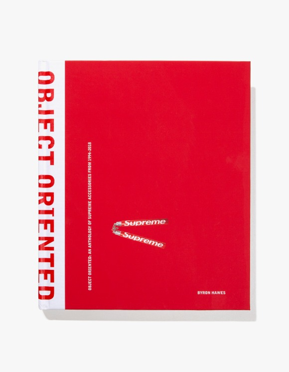 Power House Object Oriented : An Anthology of Supreme Accesorries from 1994-2018 | HEIGHTS. | 하이츠 온라인 스토어
