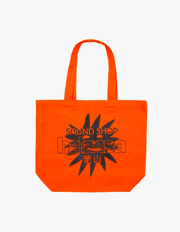 Balansa X More Love By Kentaro Balansa X kentaro Tote Bag - Orange | HEIGHTS. | 하이츠 온라인 스토어