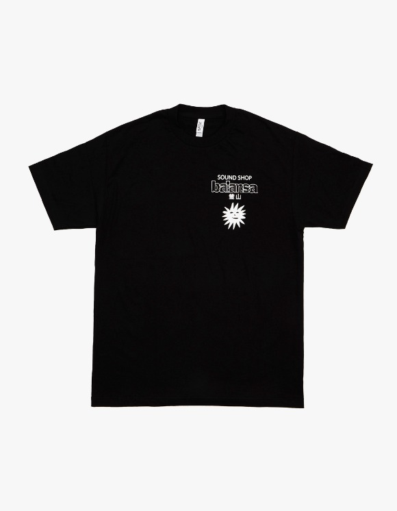Balansa X More Love By Kentaro Balansa X Kentaro S/S Tee - Black | HEIGHTS. | 하이츠 온라인 스토어