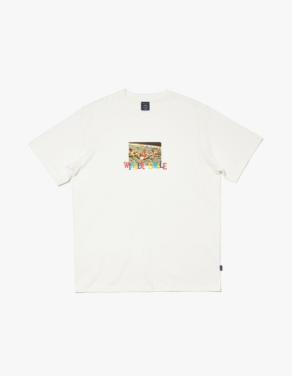 WKNDRS Winner S/S Tee - White | HEIGHTS. | 하이츠 온라인 스토어