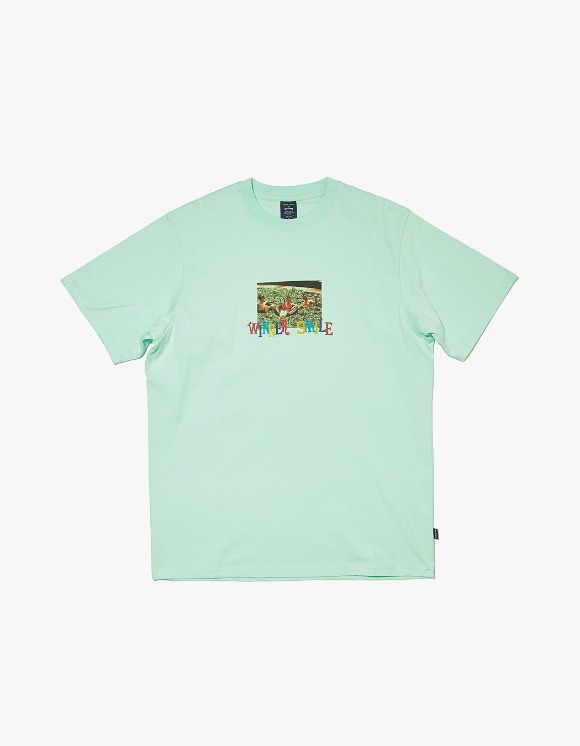 WKNDRS Winner S/S Tee - Mint | HEIGHTS. | 하이츠 온라인 스토어