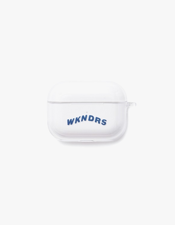 WKNDRS Wavy AirPod Pro Case - Clear | HEIGHTS. | 하이츠 온라인 스토어