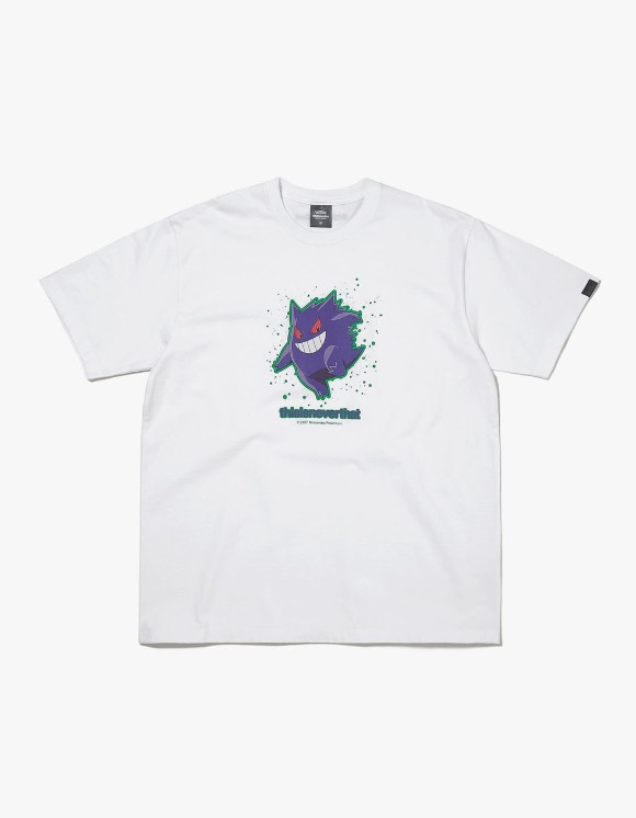 thisisneverthat PKM Paint Tee - White/Green | HEIGHTS. | 하이츠 온라인 스토어