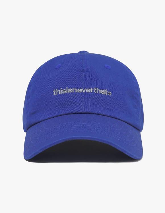 thisisneverthat PKM T-Logo Cap - Blue | HEIGHTS. | 하이츠 온라인 스토어