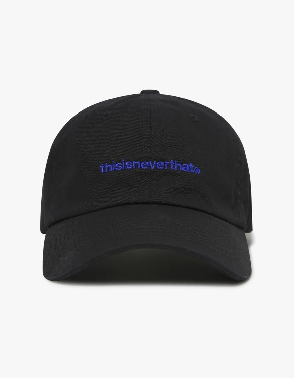 thisisneverthat PKM T-Logo Cap - Black | HEIGHTS. | 하이츠 온라인 스토어