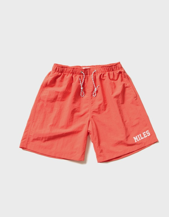 sounds good! Miles Relaxed Floppy Short - Coral | HEIGHTS. | 하이츠 온라인 스토어