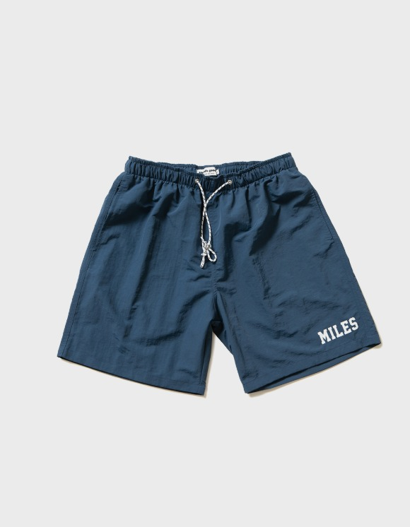 sounds good! Miles Relaxed Floppy Short - Navy | HEIGHTS. | 하이츠 온라인 스토어
