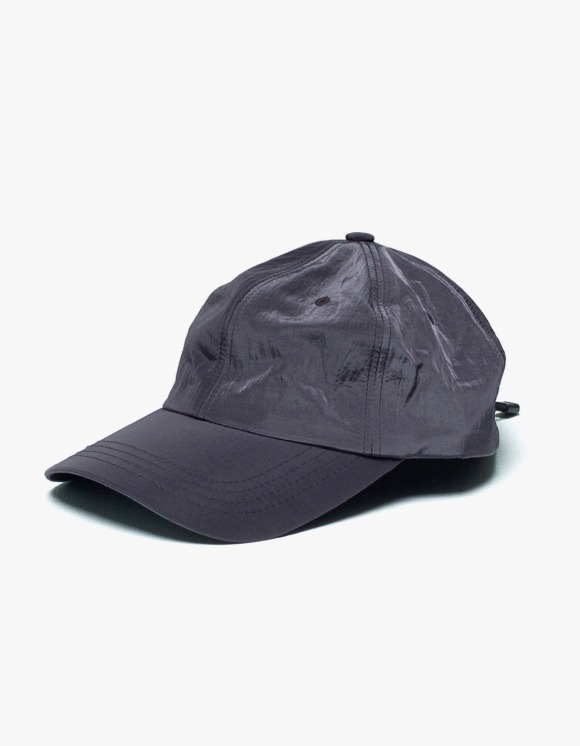 AYC Nylon String Ball Cap - Charcoal | HEIGHTS. | 하이츠 온라인 스토어