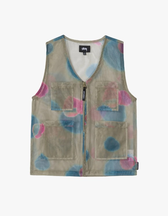 Stussy Mesh Layer Vest | HEIGHTS. | 하이츠 온라인 스토어