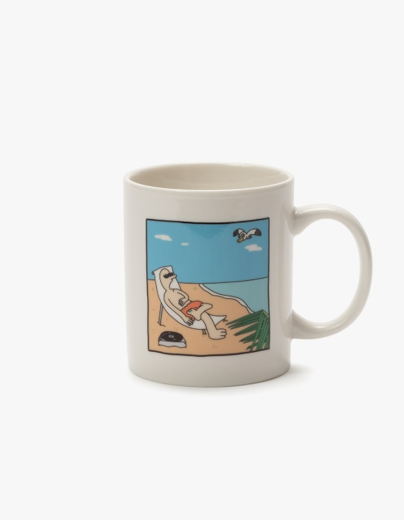 sounds good! Record Vacation Mug | HEIGHTS. | 하이츠 온라인 스토어