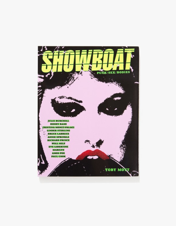 Dashwood Showboat : Punk/Sex/Bodies by The Mott Collection | HEIGHTS. | 하이츠 온라인 스토어
