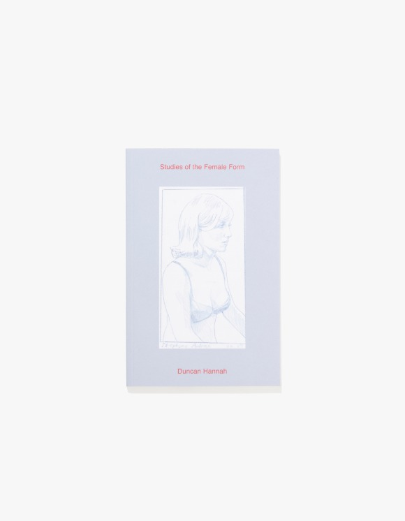 Dashwood Studies of the Female Form by Duncan Hannah | HEIGHTS. | 하이츠 온라인 스토어