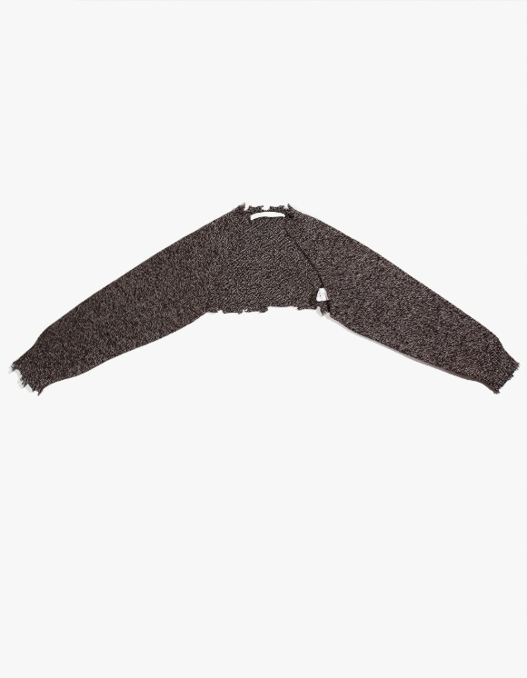 TheOpen Product Wool Blended Bolero Knit Top - Brown | HEIGHTS. | 하이츠 온라인 스토어