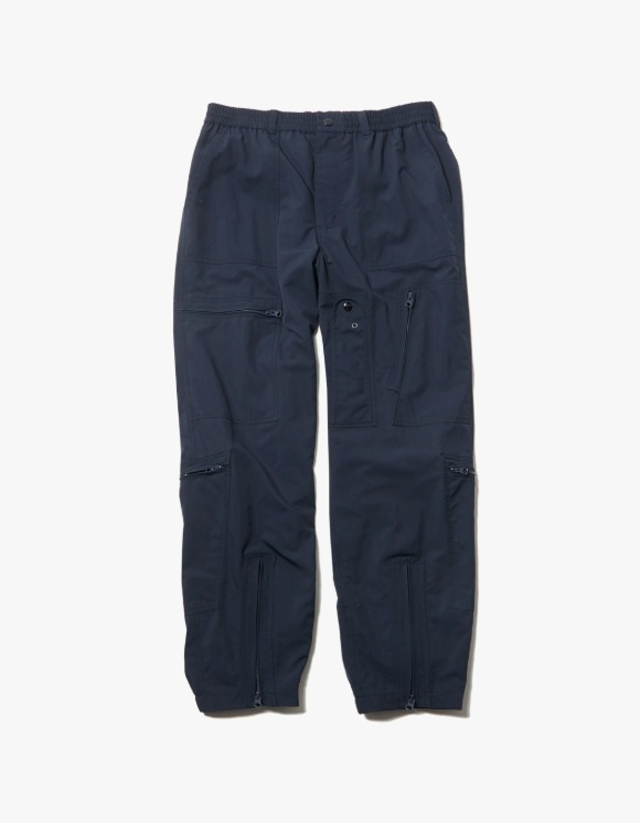 LORES Nylon Parachute Pants - Navy | HEIGHTS. | 하이츠 온라인 스토어