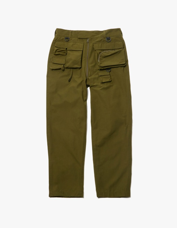 LORES Parasite Cargo Pants - Olive | HEIGHTS. | 하이츠 온라인 스토어