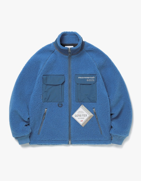 thisisneverthat GORE-TEX® INFINIUM™ BOA Jacket - Blue | HEIGHTS. | 하이츠 온라인 스토어