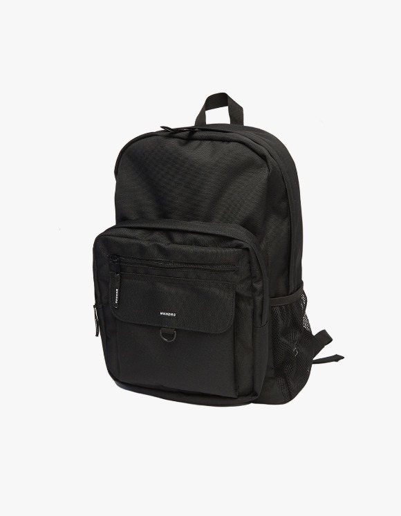 WKNDRS Wkndrs BackPack - Black | HEIGHTS. | 하이츠 온라인 스토어