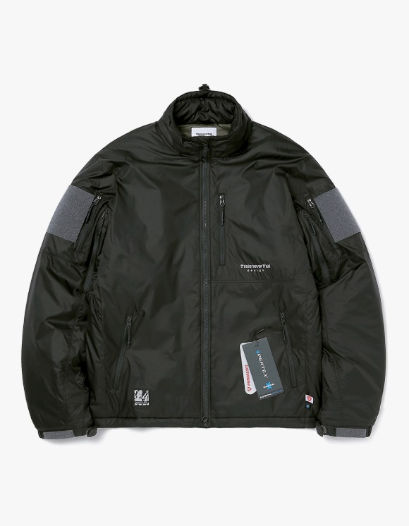 thisisneverthat Insulated PCU Jacket - Black | HEIGHTS. | 하이츠 온라인 스토어