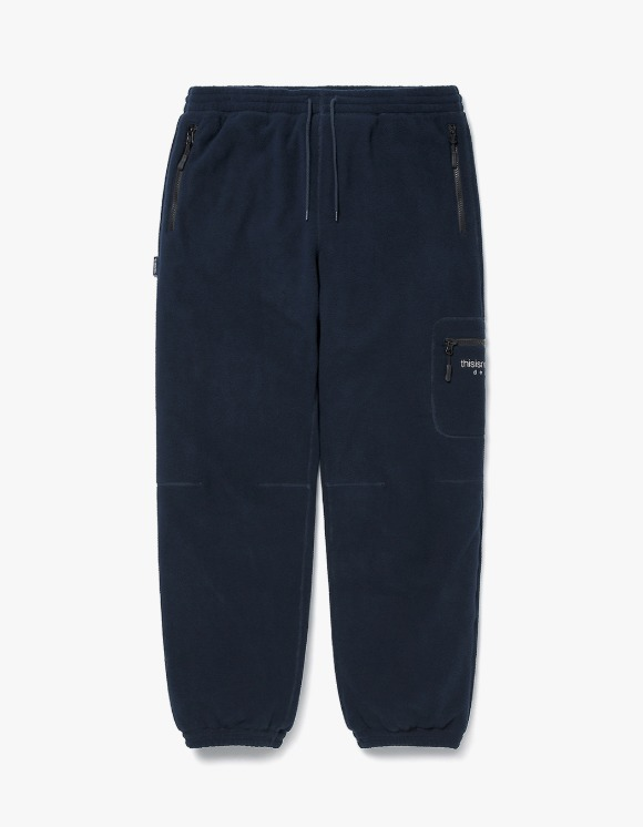 thisisneverthat GORE-TEX® INFINIUM™ Fleece Pant - Navy | HEIGHTS. | 하이츠 온라인 스토어