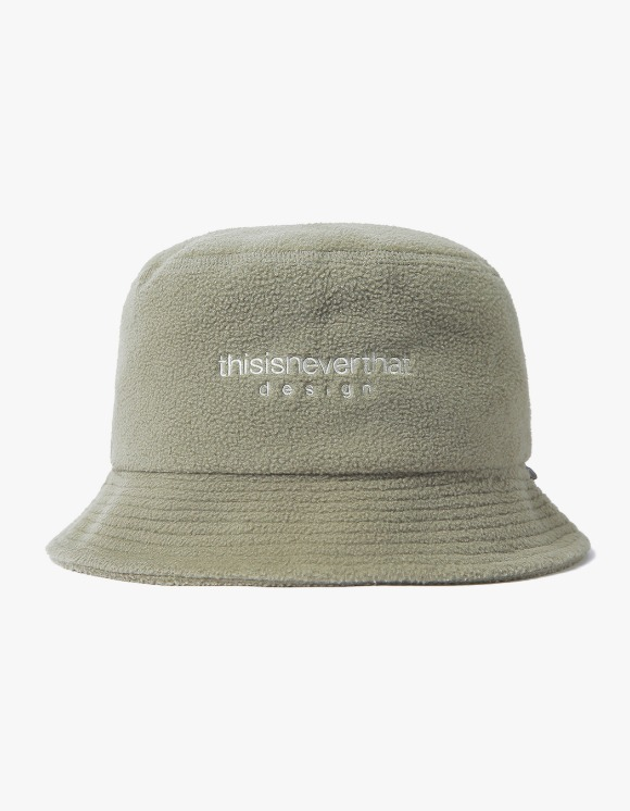 thisisneverthat GORE-TEX® INFINIUM™ Fleece Bucket Hat - Sage | HEIGHTS. | 하이츠 온라인 스토어