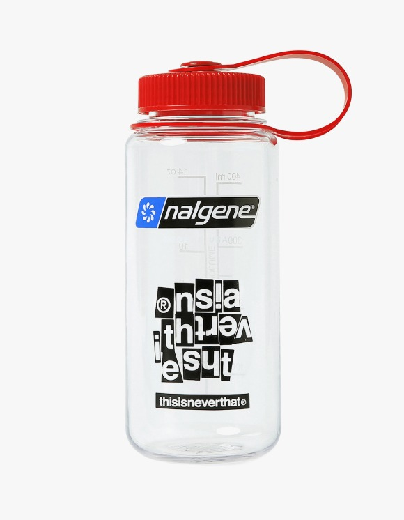 thisisneverthat Nalgene® WIDE MOUTH 0.5L - Red | HEIGHTS. | 하이츠 온라인 스토어