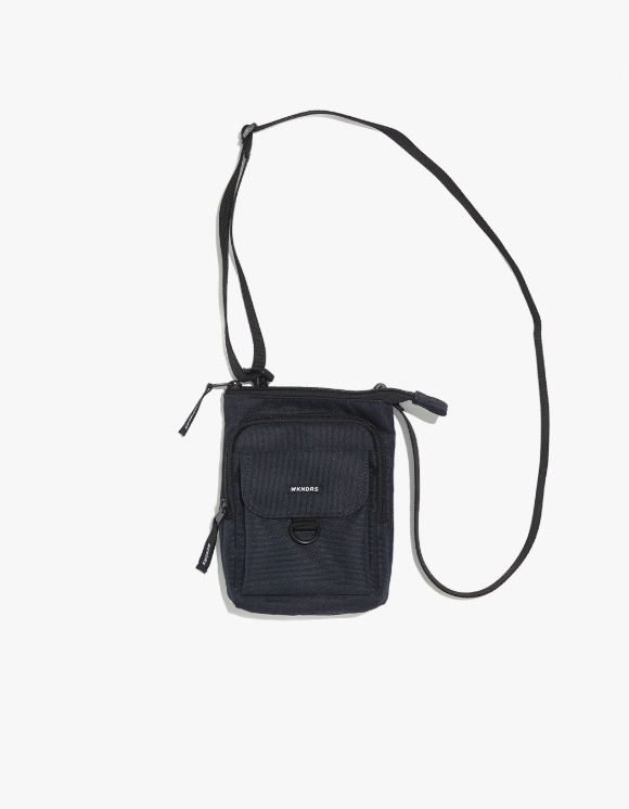 WKNDRS Wkndrs Cross Bag - Navy | HEIGHTS. | 하이츠 온라인 스토어