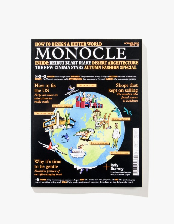 Monocle Monocle Magazine - Issue 137 | HEIGHTS. | 하이츠 온라인 스토어