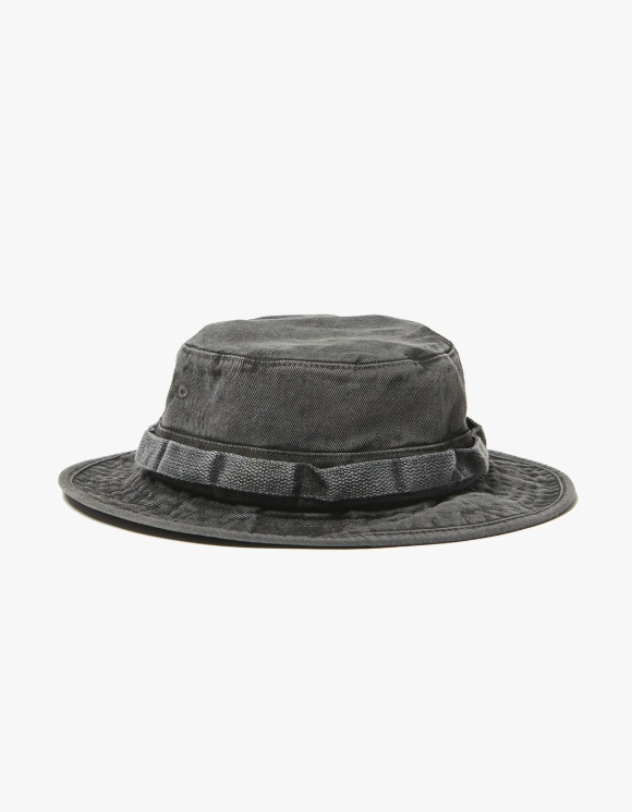 LORES German Snow Camo Boonie Hat - Black | HEIGHTS. | 하이츠 온라인 스토어