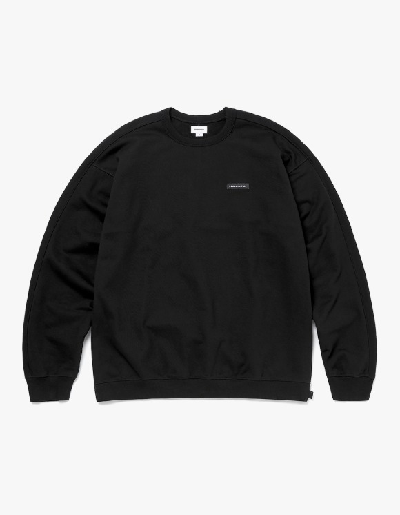 thisisneverthat S-Crewneck Sweat - Black | HEIGHTS. | 하이츠 온라인 스토어