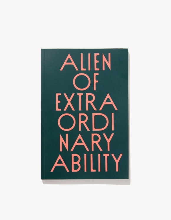 Paradigm Alien of Extra Ordinary Ability by Mohamed Kheir | HEIGHTS. | 하이츠 온라인 스토어