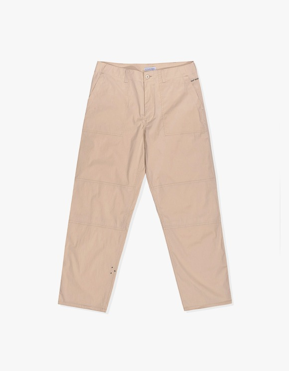 Pop Trading Company Pop Phatigue Farm Knee Pants - Khaki | HEIGHTS. | 하이츠 온라인 스토어