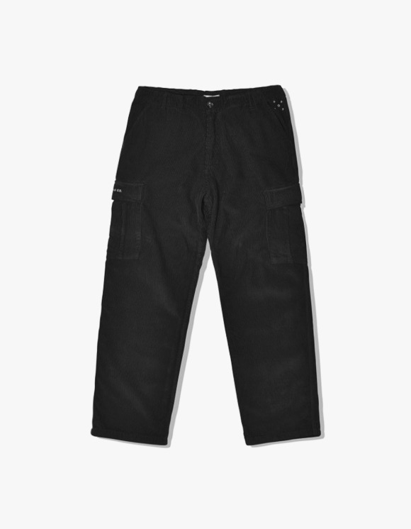 Pop Trading Company Pop Cargo Pants - Black | HEIGHTS. | 하이츠 온라인 스토어