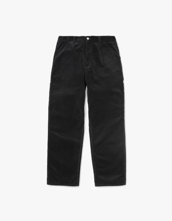 Pop Trading Company Pop/Carhartt Wip Single Knee Pants - Black | HEIGHTS. | 하이츠 온라인 스토어