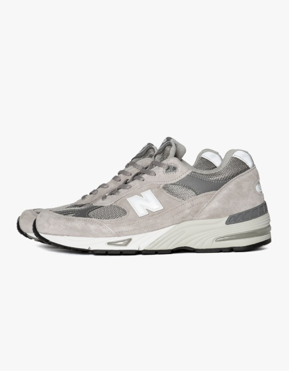 New Balance M991GL - Grey | HEIGHTS. | 하이츠 온라인 스토어