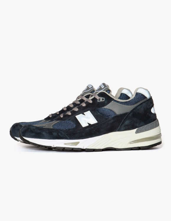 New Balance M991NV - Navy | HEIGHTS. | 하이츠 온라인 스토어