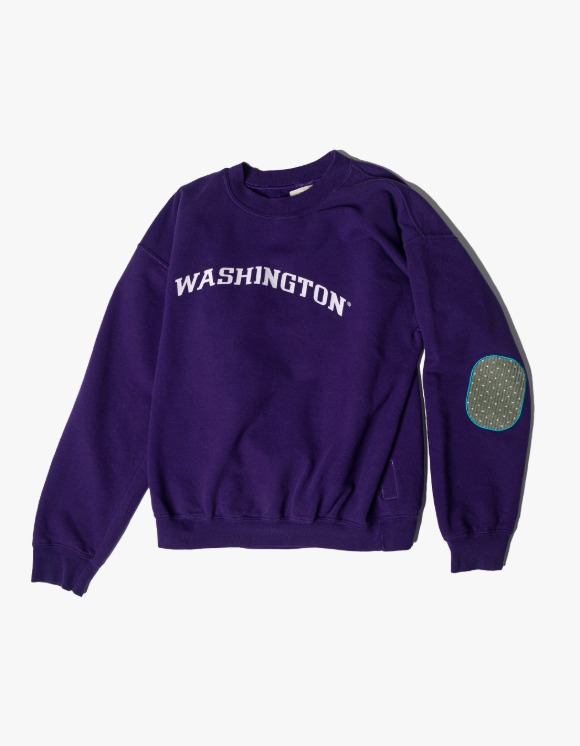ANG JM Crewneck B #3 - Purple | HEIGHTS. | 하이츠 온라인 스토어