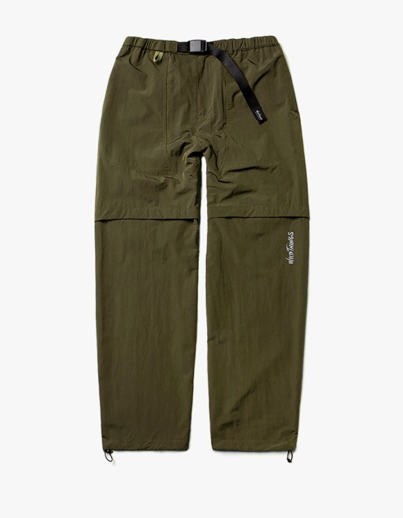 Wild Things 2Way Pants - Khaki | HEIGHTS. | 하이츠 온라인 스토어