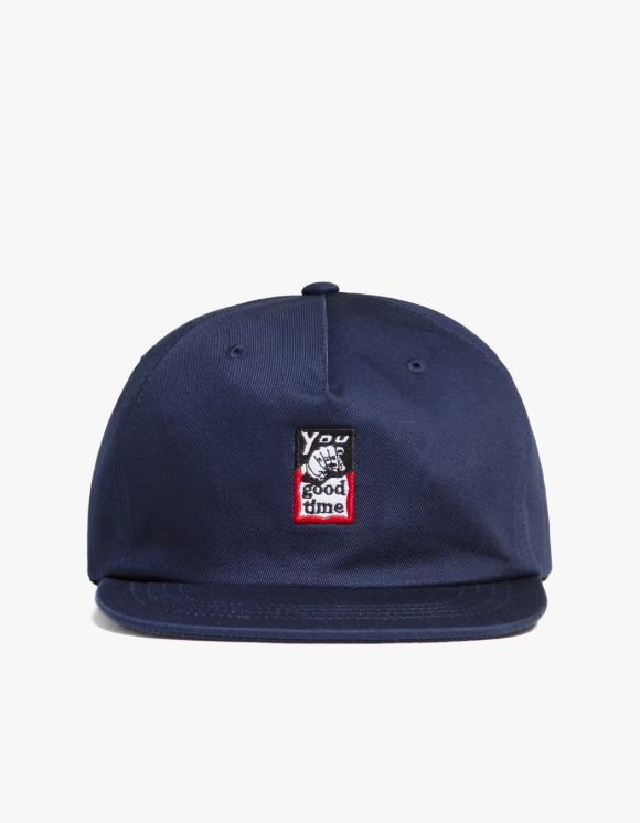 have a good time You Good Time 5 Panel Cap - Navy | HEIGHTS. | 하이츠 온라인 스토어