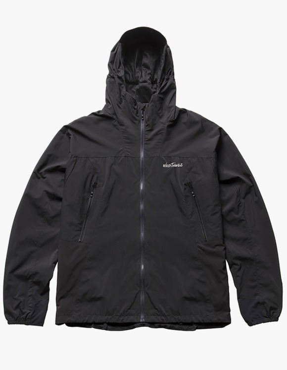 Wild Things Wind Block Jacket - Black | HEIGHTS. | 하이츠 온라인 스토어