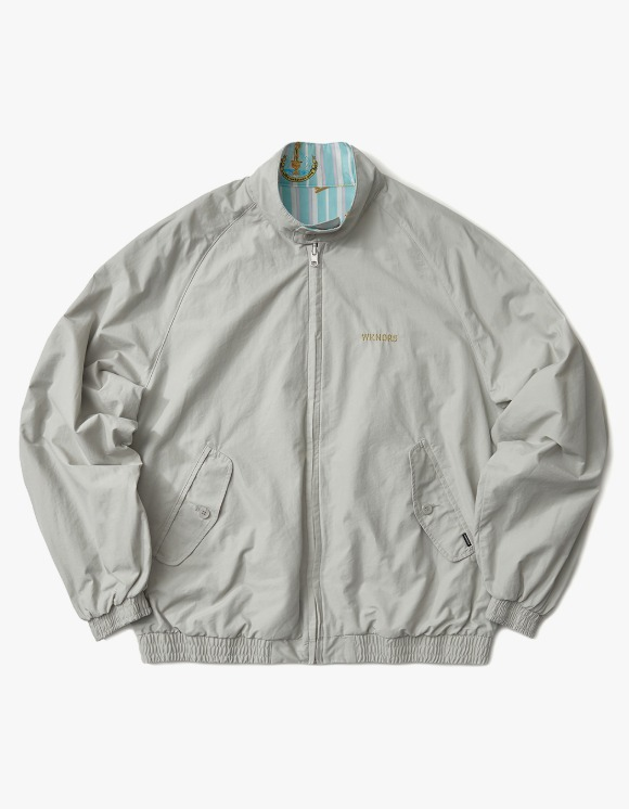 WKNDRS Reversible Garden Jacket - L. Grey | HEIGHTS. | 하이츠 온라인 스토어