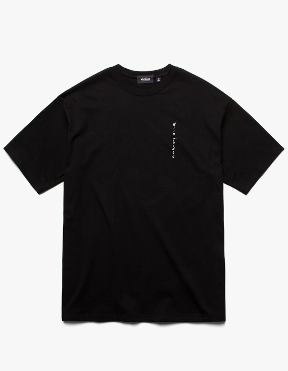 Wild Things Forest S/S Tee - Black | HEIGHTS. | 하이츠 온라인 스토어
