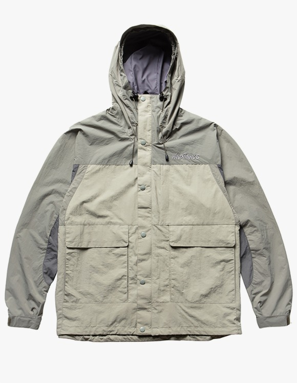 Wild Things WT Mountain Jacket - Field Grey | HEIGHTS. | 하이츠 온라인 스토어