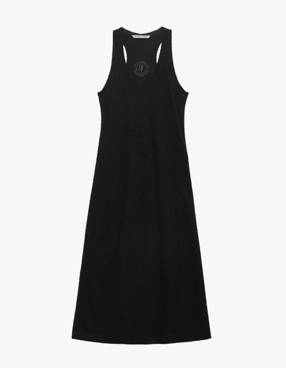TheOpen Product Terry Sleeveless Dress - Black | HEIGHTS. | 하이츠 온라인 스토어